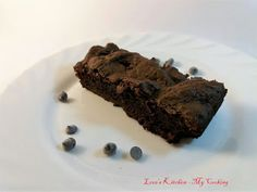 Love's Kitchen - My Cooking: Brownie de abacate
