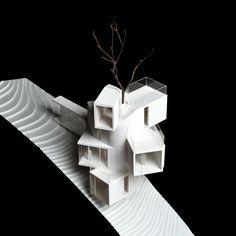 Gallery of The Qiyun Mountain Tree House / Bengo Studio - 16