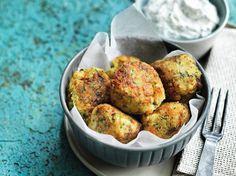 Découvrez la recette Courgettes à la grecque sur cuisineactuelle.fr.