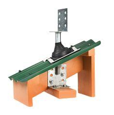 (attaching pergola to roof over gutter) Roof Extenda Brackets - BuyBuildingSupplies.com.au