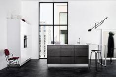 Mano & Mano Sera kitchen by Kvik