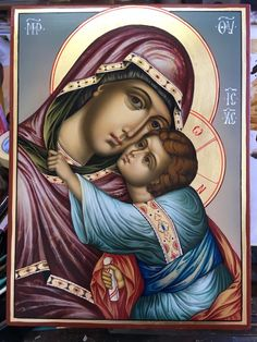 .                                                                                                                                                                                 More Religious Images, Religious Icons, Religious Art, Lady Madonna, Madonna And Child, Blessed Mother Mary, Blessed Virgin Mary, Pictures Of Christ, Mama Mary