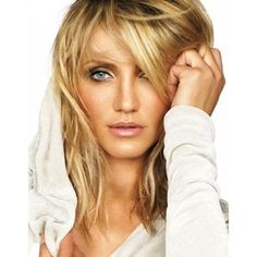 cameron diaz hairstyles | Like it to save to your profile