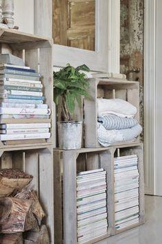 12 DIY Bastelideen, was man aus alten Holzkisten machen kann! - DIY Bastelideen