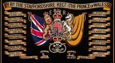 1st Bn The Staffordshire Regiment
