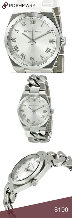 Michael Khors Watch New watch abs authentic bought online at MK comes in box without tag...worn once Michael Kors Other