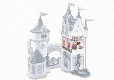Etage supplémentaire pour Palais de princesse - PLAYMOBIL® België