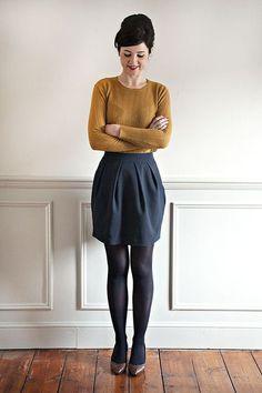 Introducing… the Tulip Skirt PDF Pattern | SewOverIt | Bloglovin'