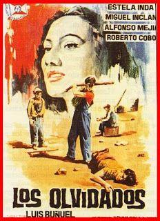 Filme: Os Esquecidos (1950) | Filmes, Cartazes de filmes e ...