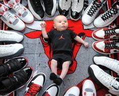 Baby Jordan !   #swagg #nike #jordan **I can do this.. **