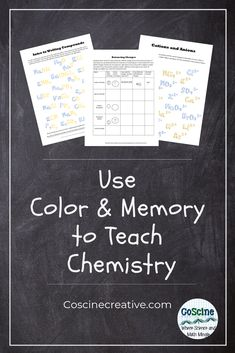 Use these worksheets instead of doodle notes for your high school chemistry students. They are colorful, fun, and engaging! They are simple enough for homeschool, but even though they involve coloring, they raise the academic bar. High School Chemistry, Chemistry Notes, Chemistry Teacher, Middle School Science, Chemistry Worksheets, Homeschool Worksheets, Homeschooling, Teaching Science, Science Biology