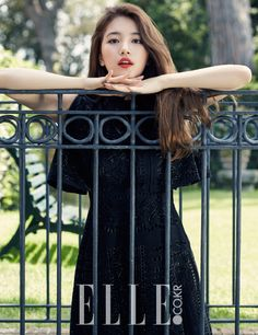 Suzy | Elle Magazine October Issue '15
