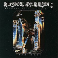 "#BlackSabbath  ""Between Heaven and Hell"", 1 CD"