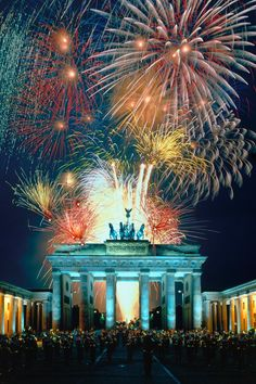 New Years Eve in Berlin