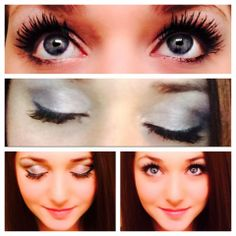 """Younique By-Butterfly Kisses: Today's Younique Look is shared by Lacey Broadway. """"My pigments are: Playful, awestruck, curious, and sexy! I always wear my 3D fiber lash mascara! I really love the results I get from Younique!"""" www.butterflykissesmascara.com"""