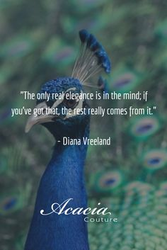 """""""The only real elegance is in the mind; if you've got that, the rest really comes from it."""" - Diana Vreeland #inspirational #motivational #positive #happiness #quote #QOTD #transformation #success #living #wisdom #hope #life #fashion #trends #style #liveyourlife #passion #dreambig #lifequotes #wordofwisdom #instaquote http://goo.gl/U1Fo9S"""