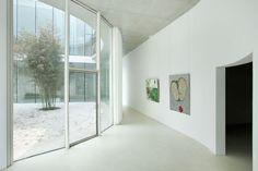 Tree Art Museum / Daipu Architects - 谷德设计网
