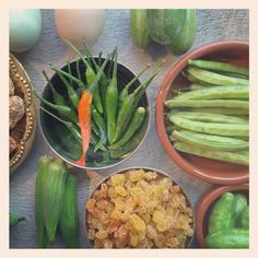 India Food Cuisine Vegetables Fruit