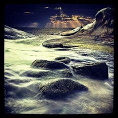 .@Juan Ruiz   #cala #costabrava #mediterraneo #paisaje #landscape #amanecer #dawn