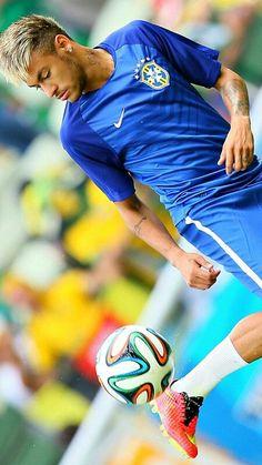 Neymar on FIFA 2014