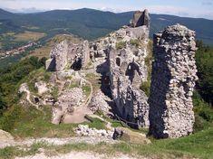 2008., feltárás után Hungary, Castles, Mount Rushmore, Mountains, Nature, Travel, Naturaleza, Viajes, Chateaus