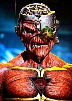 Eddie- Iron Maiden
