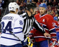 Toronto Maple Leafs vs. Canadiens de Montréal