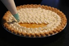 Laura Bush makes the most amazing Texas Buttermilk Coconut Pie with Whipped Cream Buttermilk Sky Pie Shop, Buttermilk Recipes, Yummy Treats, Delicious Desserts, Sweet Treats, Yummy Food, Pie Recipes, Dessert Recipes, Laura Bush