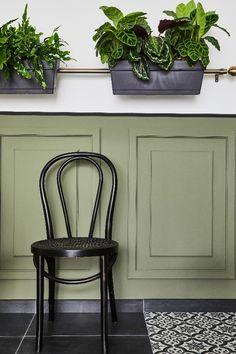 La forte matières palme vert rapidement toute votre salon!