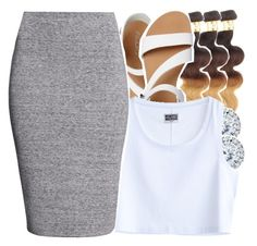 """"""""""" by missy143lol ❤ liked on Polyvore featuring ALDO, Kobelli, MTWTFSS Weekday and H&M"""