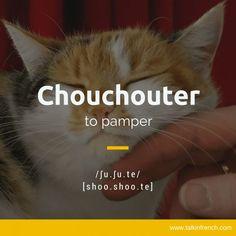 Chouchouter