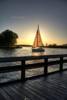 Sailboat Photography | hdr sailboat by monsterfiend photography other 2010 2015 monsterfiend ...