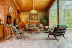 Joybird Eastwood Swivel Chair, Eastwood Sofa, Soto Chair from Jennifer O.