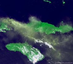Space in Images - 2014 - 12 - Proba-V images Indonesian volcano