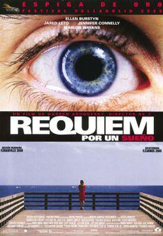 """""""Réquiem por un sueño"""", de Darren Aronofsky. Decadente, incómoda y arriesgada, un hito del cine contemporáneo."""