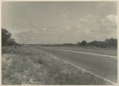 11-1948, Laan van Meerdervoort ter hoogte van Meer en Bos