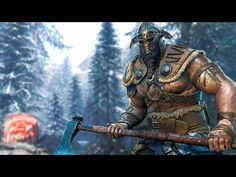 For Honor Gameplay Walkthrough - Vikings.No Not Samurai. For Honor Viking, Viking S, Samurai, For Honor Gameplay, Playstation, Riot Points, Vikings Game, Xbox One Pc, Warriors