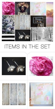 """""""Hidden Beauty"""" by crystalglowdesign ❤ liked on Polyvore featuring art"""