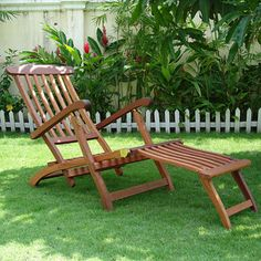 Angled Outdoor Lounge Chair | Overstock™ Shopping - Great Deals on Chaise Lounges