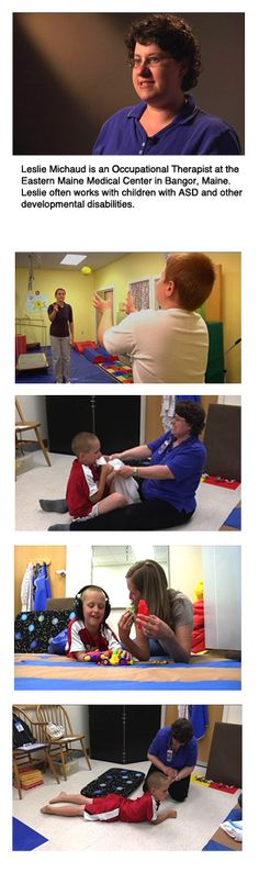 Occupational Therapy & Autism Spectrum Disorders