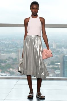 Whistles Spring 2014 Ready-to-Wear Collection Slideshow on Style.com wearable catwalk new comer- CC think so!