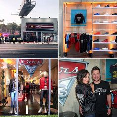 "'5 days left to check out the exclusive #Cars3 pop up shop on Melrose Avenue. The ""Fashion Pit Shop"" is featuring products from Cars 3 x Nascar Collection by Fanatics, Illest, LA Rocks. Members Only, New Balance, Sphero, Pop Shies, NCLA, Ipanema and Richer Poorer. Don't miss out!! . . . . #DisneyPixar #Cars3andSportieLA #popupshop #retaildesign #interiors #eventprofs #medialaunch #experiential #brandedenviroments #fabrication #ASTOUNDGroup #dreamdesignbuild #makingithappen #LosAngeles' by…"
