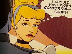 The real reason she lost that glass slipper.