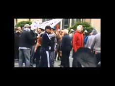 This video shows followers of Islam in Europe (and this was two years ago... it has only gotten much worse since then.) Is this REALLY what people want to invite into our streets? The only difference is, that in Europe, Islamic populations are bigger in relation to the countries, than they are YET here. We have the luxury of FORESIGHT! We can SEE the writing on the wall. It is NOT racist or xenophobic to want to protect one's country and wives, mothers and daughters from this barbaric…