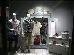 the wardrobe, MALE, pinned by Ton van der Veer