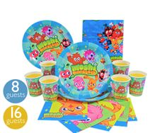 Moshi Monsters Party Supplies | Moshi Monsters Party | Party Pieces