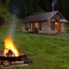 log home life
