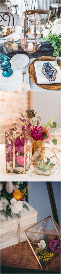 25 Modern Industrial Geometric Wedding Ideas#weddingideas #industrialweddings #geometricweddingideas