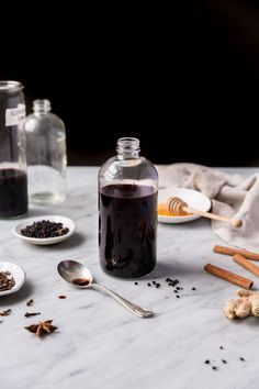 Easy Homemade Spiced Elderberry Syrup for Cold & Flu Prevention (+ Video!) - The Green Life