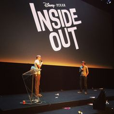 Pixar Previews INSIDE OUT At Annecy Festival. Click for an in-depth report!